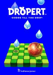 Dropert poster by IndianaJonas