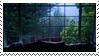 F2U trees in the window stamp by poppychu