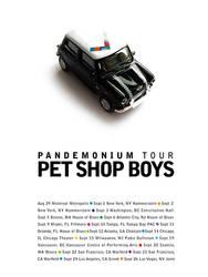 Pandemonium Tour