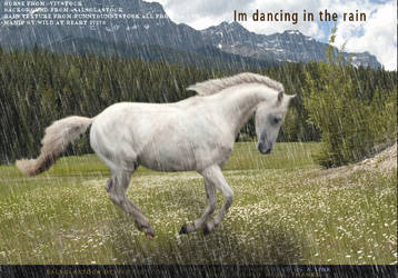 Im dancing in the rain by HlsRoger