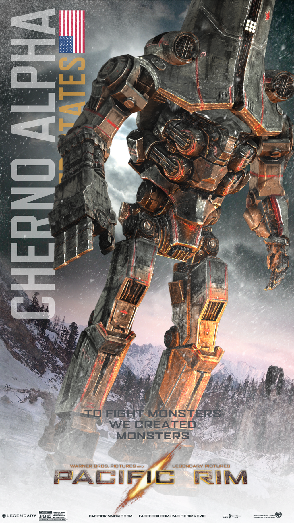 Cherno Alpha Logo | www.imgkid.com - The Image Kid Has It! Pacific Rim Cherno Alpha Dies