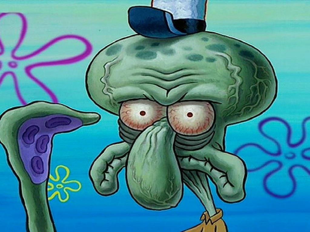 Ugly Spongebob Squidward Tentacles fo...