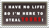 Stealing your life stamp by LullabyMeToSleep