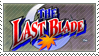 The Last Blade stamp by LullabyMeToSleep