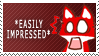 Easily impressed stamp by LullabyMeToSleep