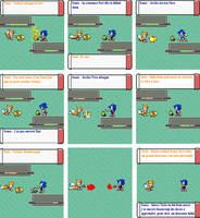 Sonic the trainer part 2 french by BrandyKoopa92