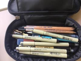 inside my pencil case 2 by BrandyKoopa92