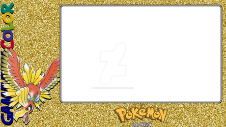 Pokemon Gold Layout