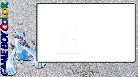 Pokemon Silver Layout