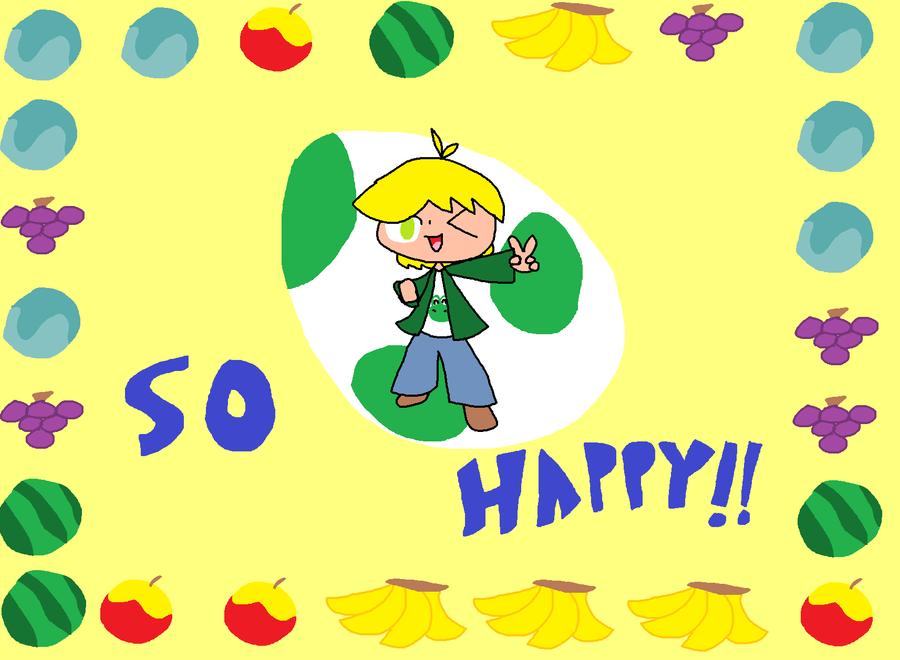 So Happy by duskool