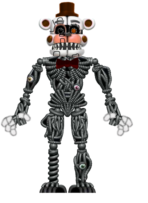Molten Freddy Action Figure Edit By Mouse900 On Deviantart