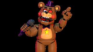 Rockstar Freddy V3(+ download)