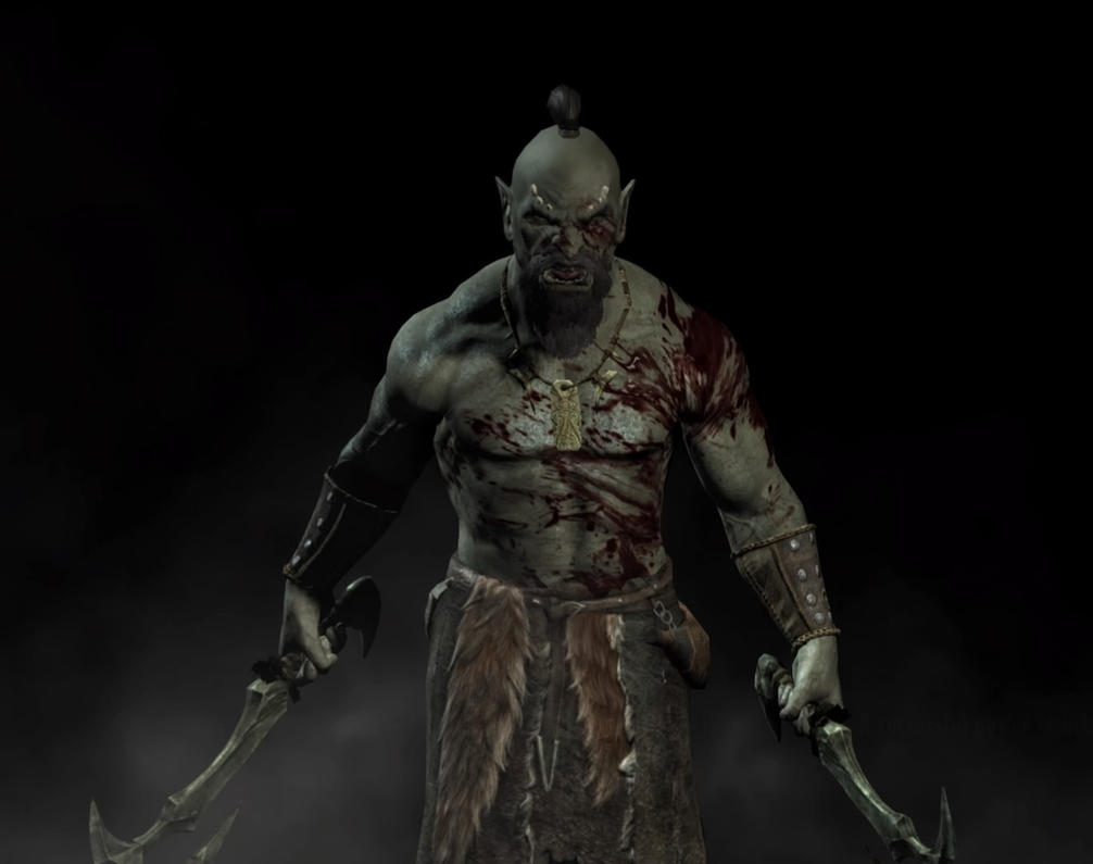 skyrim orc wallpaper - photo #5