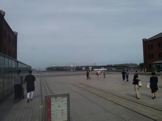 Osanbashi by greywind-photos