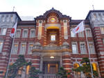 Tokyo Station by greywind-photos