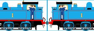 Awdry's Thomas Model (The E2 one)