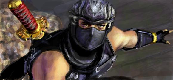 Ryu Hayabusa by jigglytofu