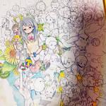 sketch by ohirune