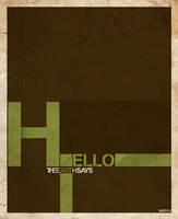 HELLO by skryingbreath
