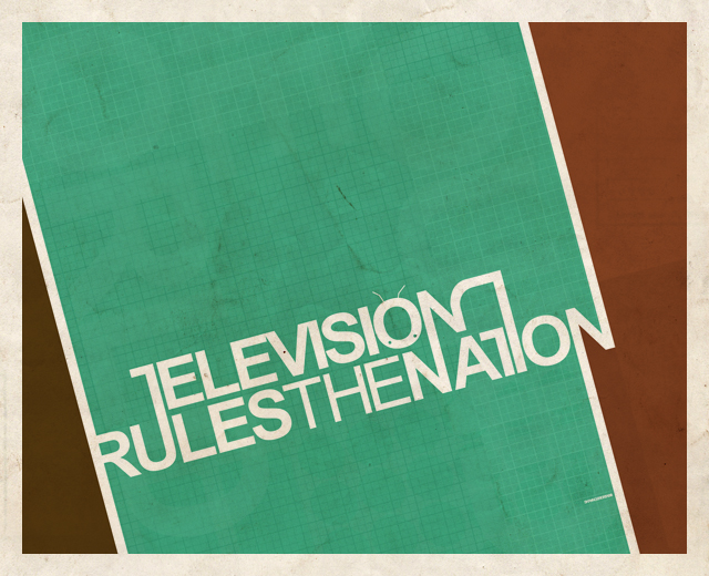 TeleVISIONrtNATION by skryingbreath