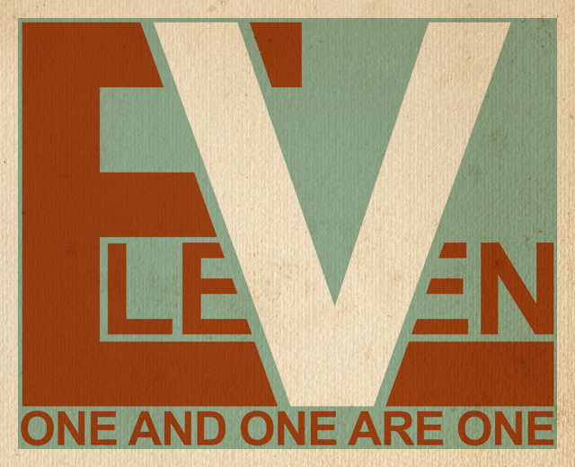 ELEVENtwo by skryingbreath