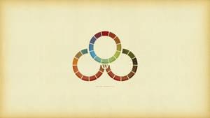 Rainbow Vein wall by skryingbreath