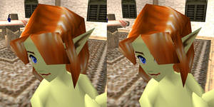 Stereoscopic Malon by Aphius
