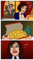 Bioshock Infinite - A Pineapple a Day by Aphius