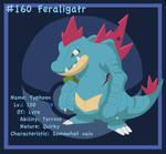 Feraligatr: Favorite Water Pokemon