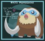Mamoswine: Favorite Ice Type
