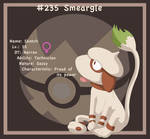 Smeargle: Favorite Normal Type