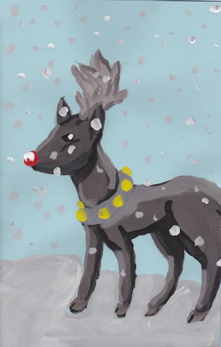 Reindeer :3 by Gabbyartisto3o