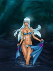 Princess Kida by sonerilA