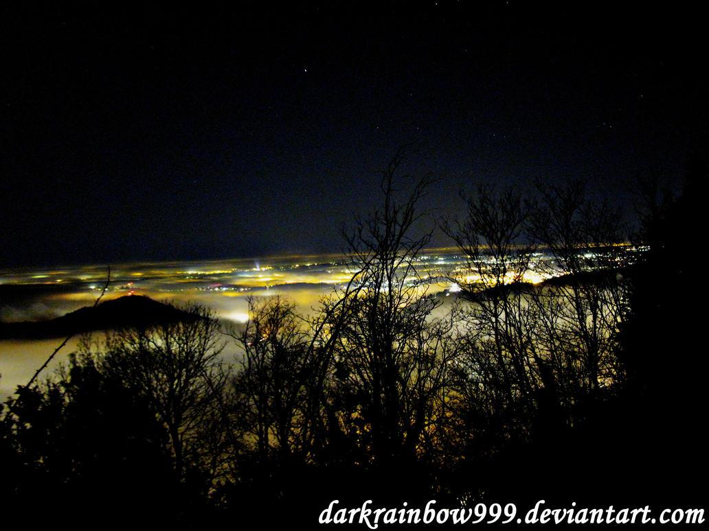 Como By Night by darkrainbow999