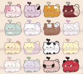 Cute Kitty Adopts [ 13 / 16 ]