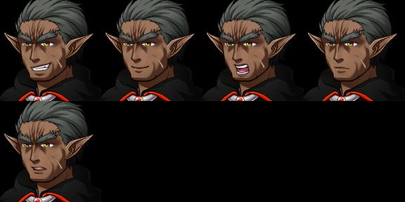 Elf Rpg Maker Faces: Derex S Generator Overhaul Updated