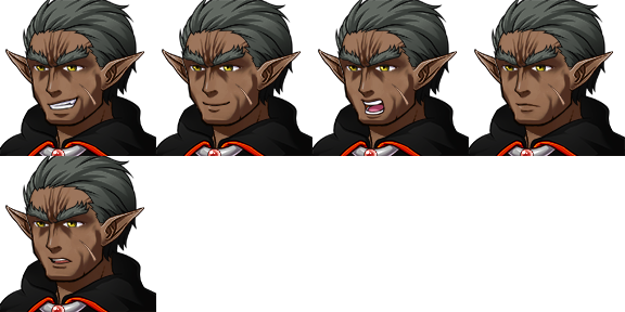 RPG Maker MV 'Faces' - Character Request by JustCre8ive22 on