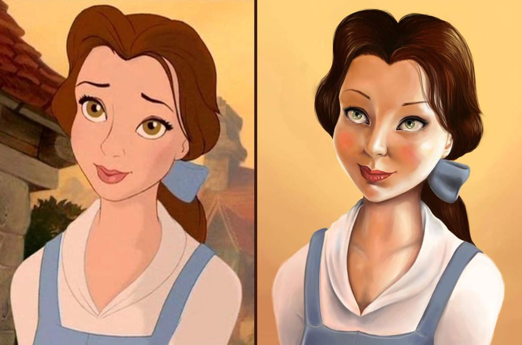 Belle by ThePea