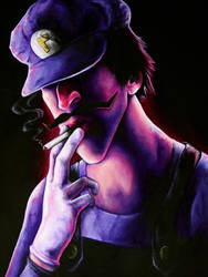 Pop Dead Gorgeous: Waluigi