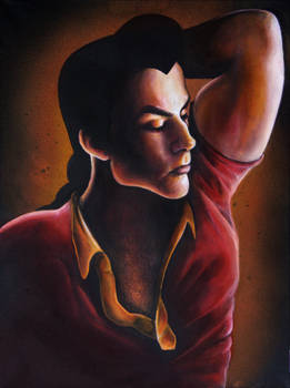 Pop Dead Gorgeous: Gaston