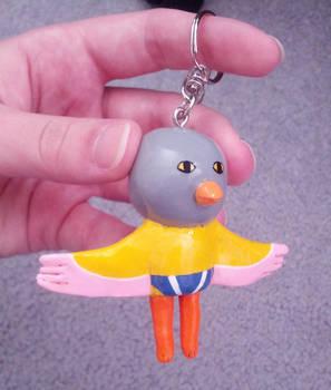 Free! Iwatobi-chan Keychain