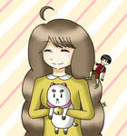 Request- Bee, Ozzyguy, and Puppycat