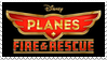 Planes Fire and Rescue Stamp by sharkplane77