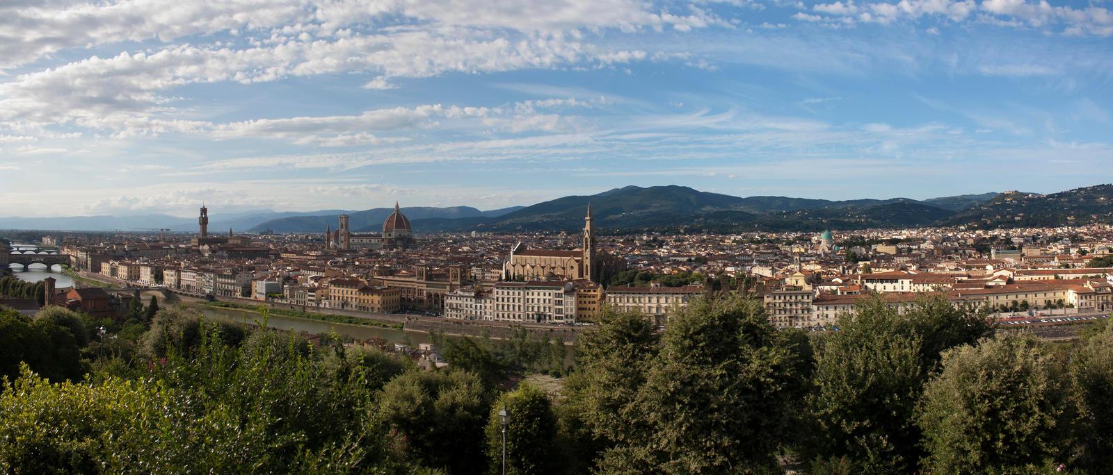 Firenze - Panorama by k4muii