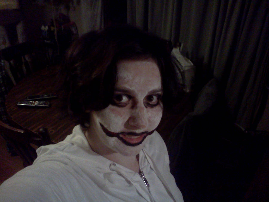 Sexy Jeff The Killer Real - 0425