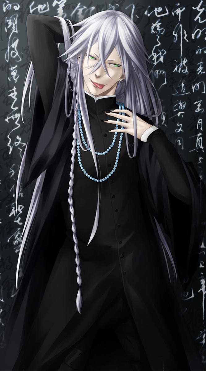 Undertaker. Shinigami by xync