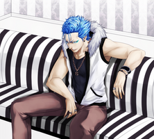 Grimmjow. G Bling
