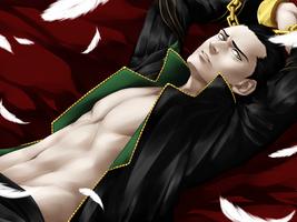 Avengers. Loki by xync