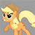 an episode where Apple Jack singing a song alone by Ackdari