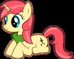 Unnamed Pony OC Vector